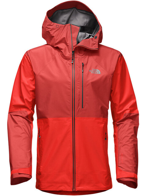 The North Face M's Summit L5 FuseForm GTX C-Knit Jacket Fiery Red Fuse